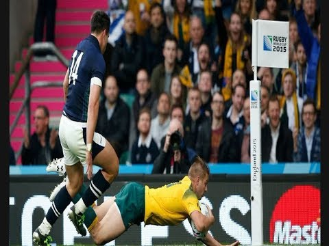 Australia 35-34 Scotland: Pundits And Fans Fume At Referee Craig Joubert After Wallabies' Late Win