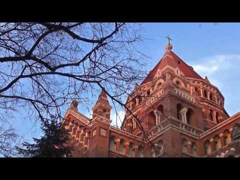 Timelapse : Szeged, Dóm tér és környéke (Hungary, Dome square and its area )