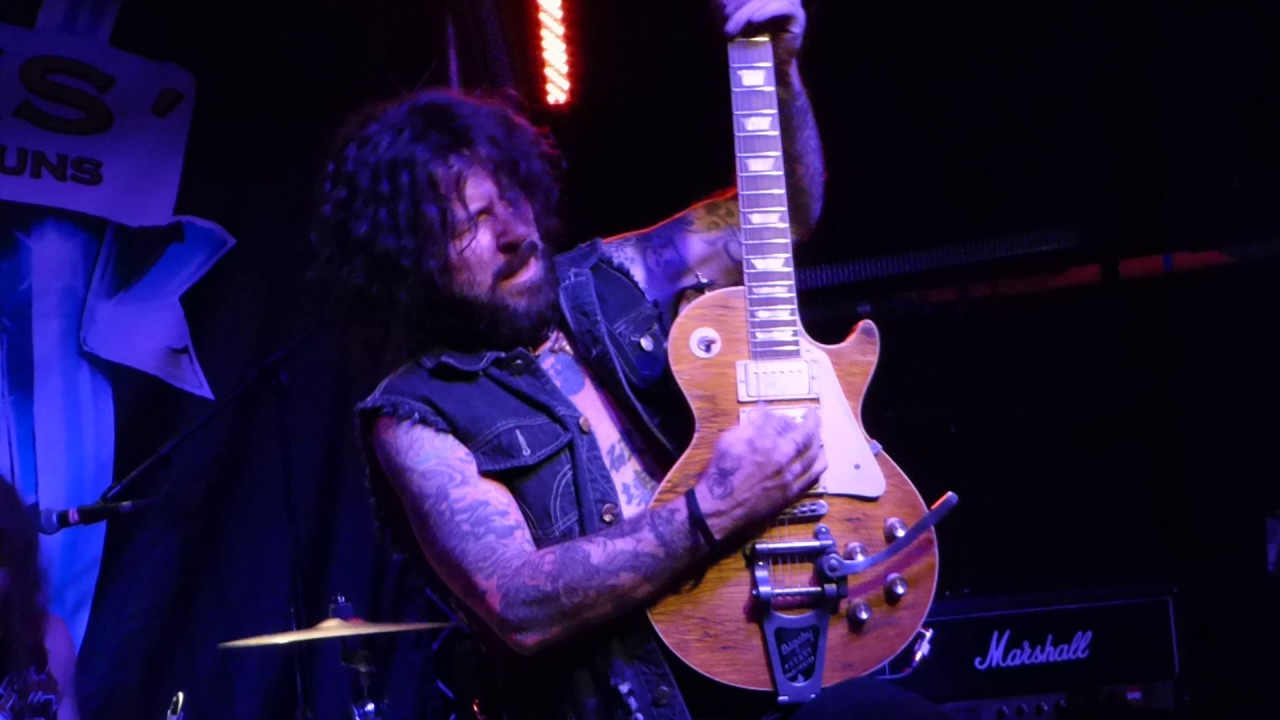 LA Guns : Sex Action @ Live Rooms, Chester, UK 19/03/2017 ...
