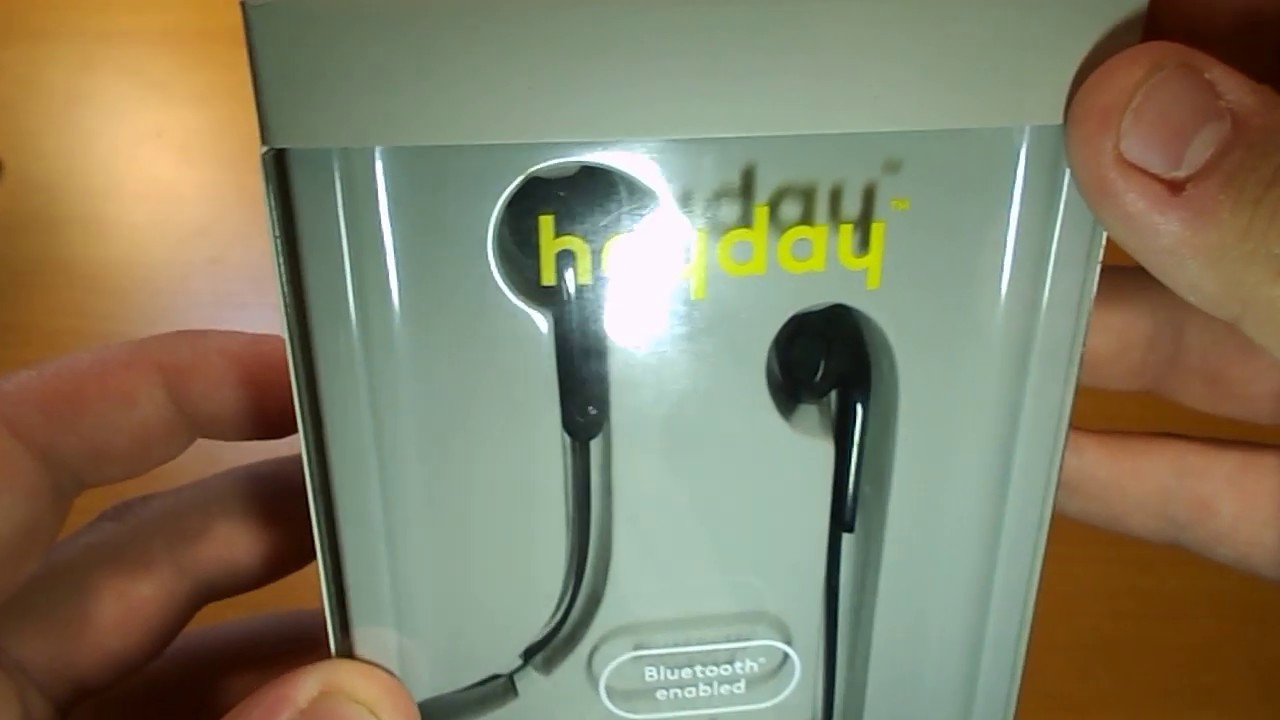 Heyday Earbuds