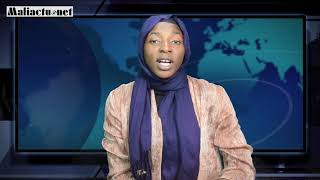 Mali : L'actualité du jour en Bambara Mercredi 08 Janvier 2020