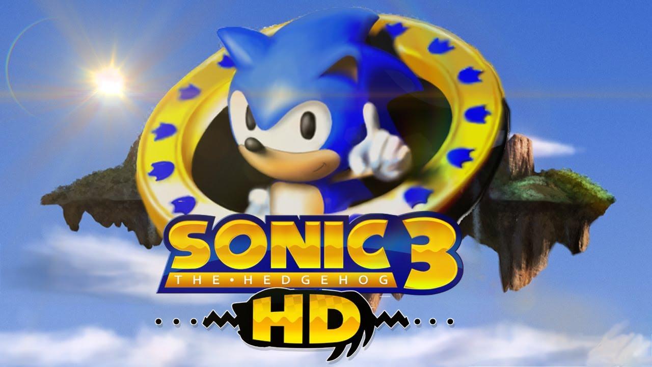 sonic 3 hd demo youtube