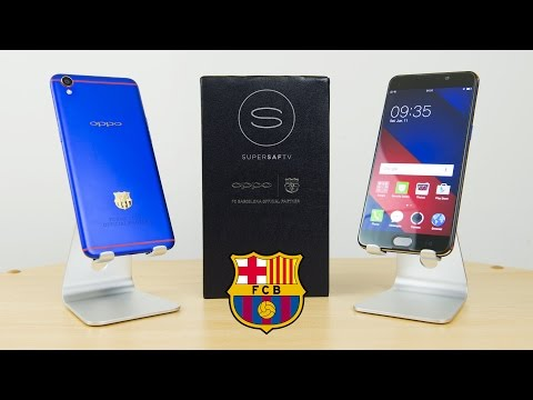 FC Barcelona Oppo F1 Plus LIMITED EDITION