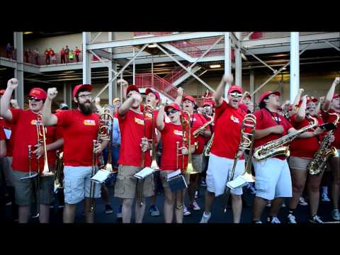 Pittsburg State Pride of the Plains Marching Band - Best Band in the Land