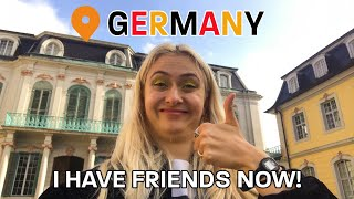 A DAY IN MY LIFE IN GERMANY AS AN AMERICAN EXCHANGE STUDENT *exciting*