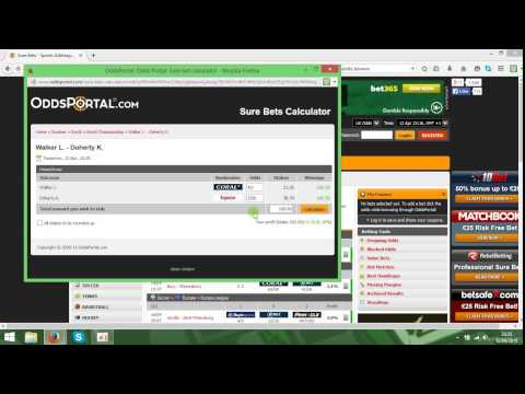 How to use arbitrage betting strategy??