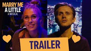 Marry Me A Little Trailer | Stephen Sondheim | Starring Rob Houchen and Celinde Schoenmaker