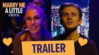 Marry Me A Little Trailer | Running until 8 Nov | Starring Rob Houchen and Celinde Schoenmaker