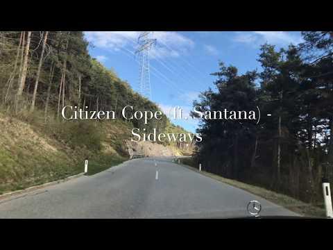 Citizen Cope ft Santana  Sideways        Resolution: 4K