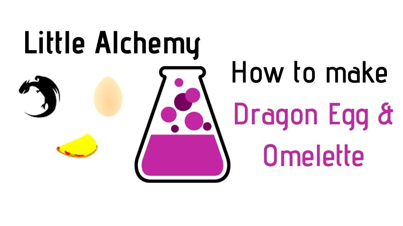 Little Alchemy Dragon