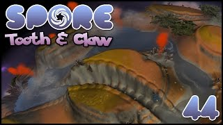 Preparing the Galactic Pet Shop Hop!! || Spore! Tooth & Claw - Episode #44