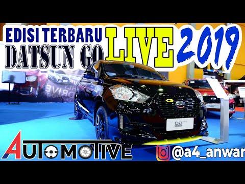 Datsun Go Live 2019 LCGC Terbaru yang Sporty