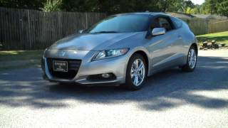 Honda CR-Z Sport Hybrid Coupe 2011 Videos
