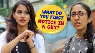 What is The First Thing Girls Notice About Guys? | Boy Must Watch | Wassup India Comedy Video