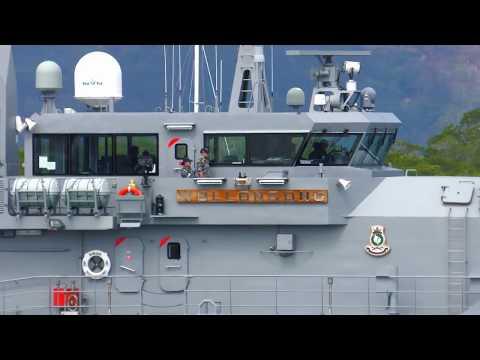HMAS WOLLONGONG (ACPB-92)