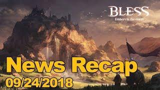 MMOs.com Weekly News Recap #166 September 24, 2018