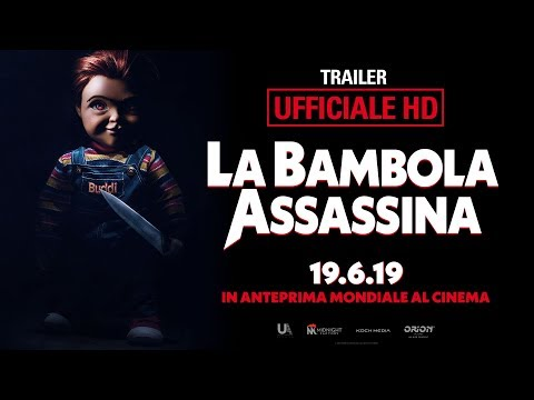 La Bambola Assassina - Trailer Ufficiale Italiano | HD