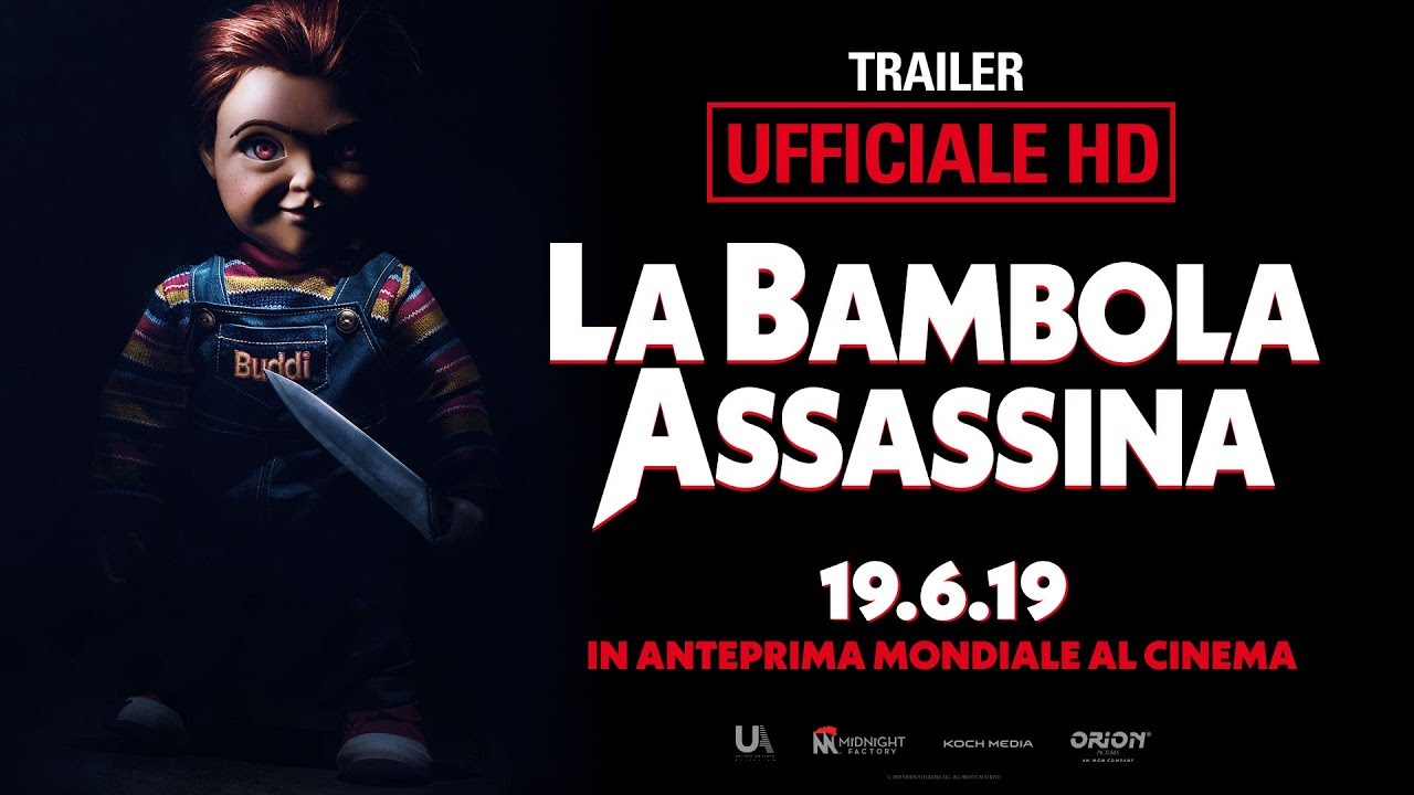 La Bambola Assassina Trailer Ufficiale Italiano Hd Youtube