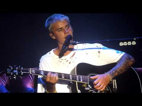 LOOK AT THE STARS -JUSTIN BIEBER: PURPOSE WORLD TOUR  7.15.16 ACNJ