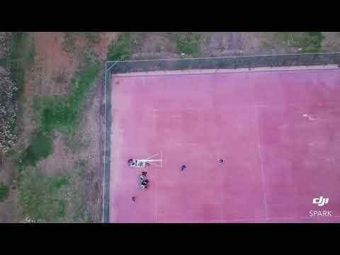 second test of dji spark at sami abdulrahman park kurdistan