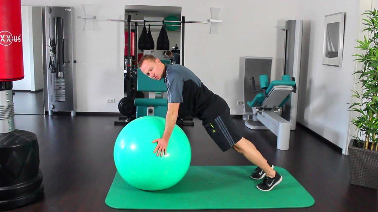 physiotherapie stabilisation der schulter bungen f r zu hause youtube