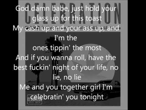 The Game ft. Chris Brown, Tyga, Wiz Khalifa & Lil Wayne - Celebration lyrics