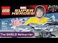 LEGO Marvel: The SHIELD Helicarrier (76042) - Brickworm