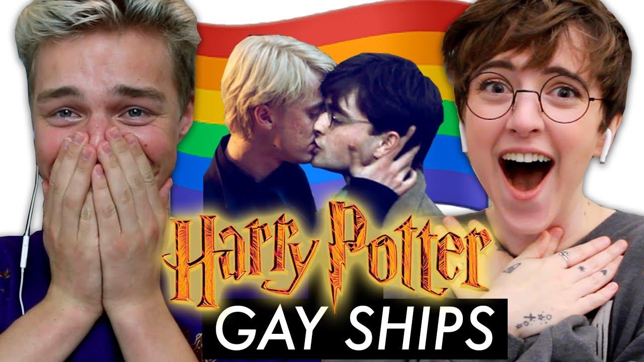 gay pics Harrypotter