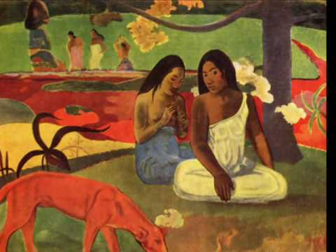 South Pacific and Paul Gauguin