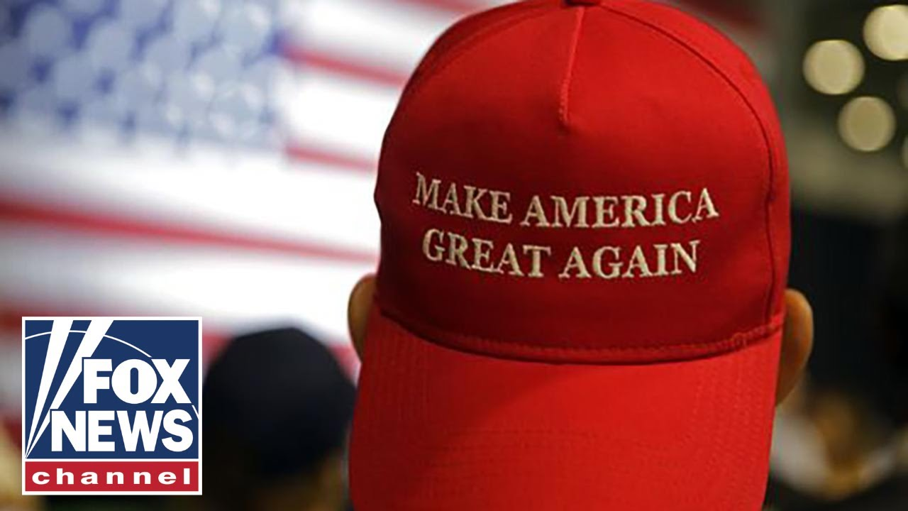 Liberal author asks 'normal people' to not wear red hats