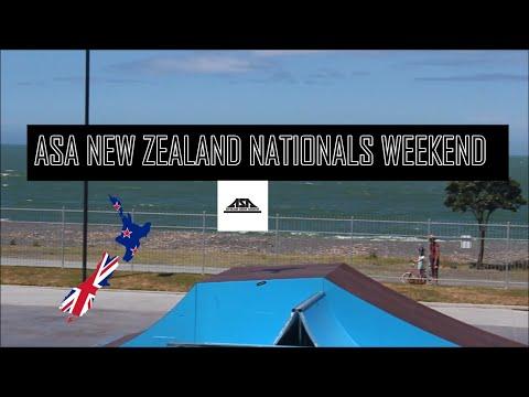 ASA NEW ZEALAND NATIONALS WEEKEND