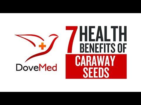 7 Health Benefits Of Caraway Seeds