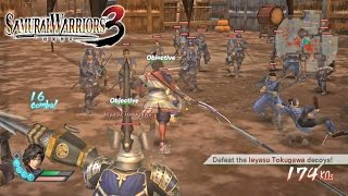 Samurai Warriors 3 | Dolphin Emulator 5.0-3718 [1080p HD] | Nintendo Wii