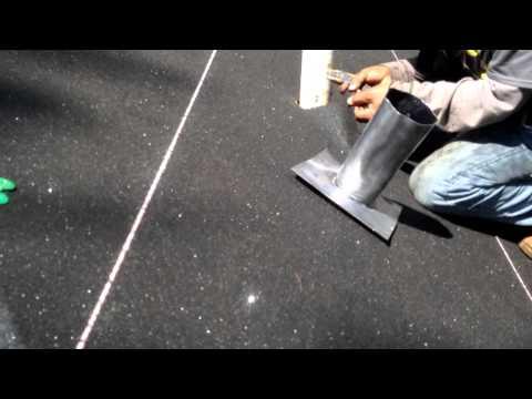 Tier 1 Roofing Roof Lead Plumbing Boot Installtion