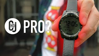 Video A New Smartwatch King? – Ticwatch Pro Review (Audio Fixed) download MP3, 3GP, MP4, WEBM, AVI, FLV Oktober 2018