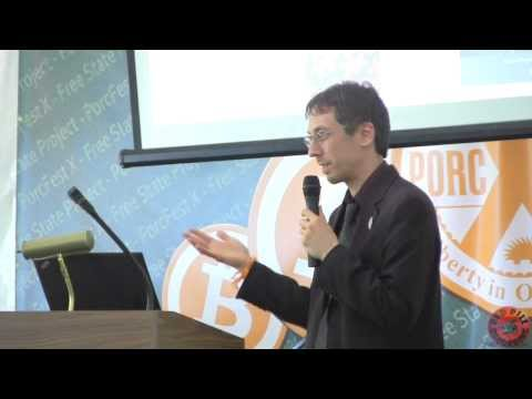 Michael Huemer - The Psychology of Authority - PorcFest X