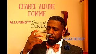 Fragrance/Cologne Review of CHANEL Allure Homme