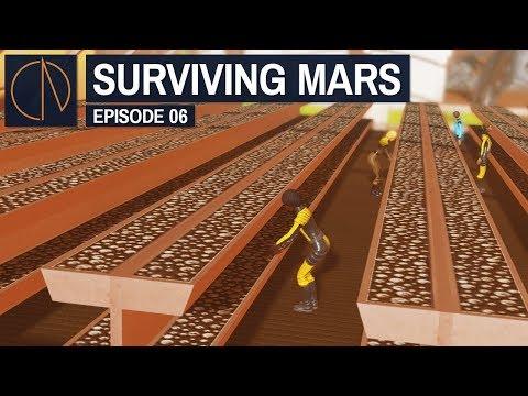 Surviving Mars | FUNGAL FARMS (#6)