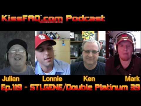 KissFAQ Podcast Ep.119 - STLGENE/Double Platinum @39