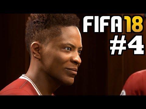 PREMIER LEAGUE DEBÜT – FIFA 18 The Journey Deutsch #4 – Lets Play FIFA 18 Story Gameplay German