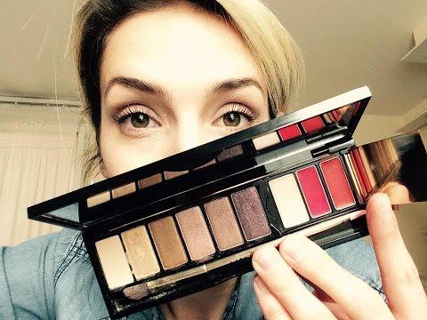 Revue/make up : palette LANCÔME 29 faubourg Saint Honoré