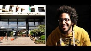 فيديو| مدرجات «إعلام» خاوية على عروشها.. والطلاب: «ضد فصل حسين لطفي»