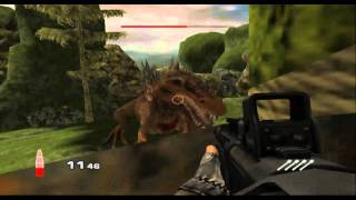 Jurassic The Hunted - Level 14 Walkthrough (PS2) No Time Like the Present