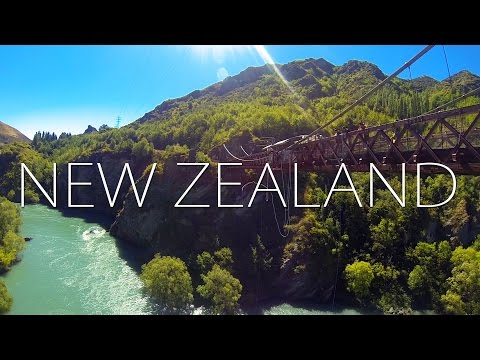 GoPro   New Zealand   Must Do Adventure Activities