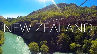 GoPro | New Zealand | Must Do Adventure Activities