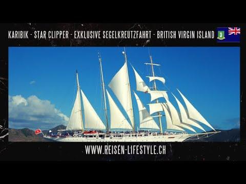 Star Clipper Caribbean-Cruise, Barbara Blunschi, Reisen & Lifestyle