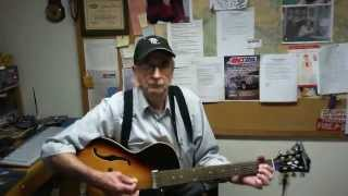 A Sinners Prayer - Wilf Carter  Cover 1952banjo & Jack Adams