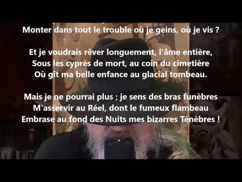 Ténèbres - Émile Nelligan lu par Yvon Jean