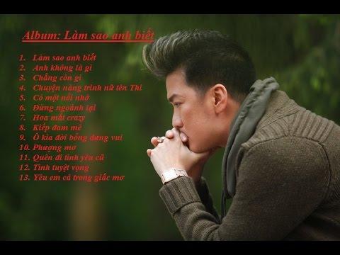 Tuyen tap nhac tru tinh Dam Vinh Hung - Lam sao anh biet all Album