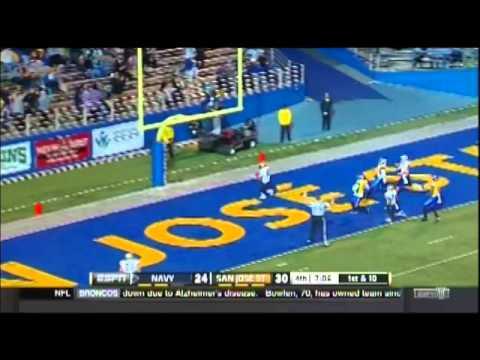 Keenan Reynolds 38 yard TD run